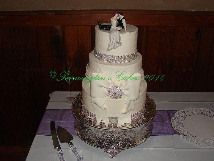 Tmx 1400082337450 Dsc04656 W San Marcos, TX wedding cake