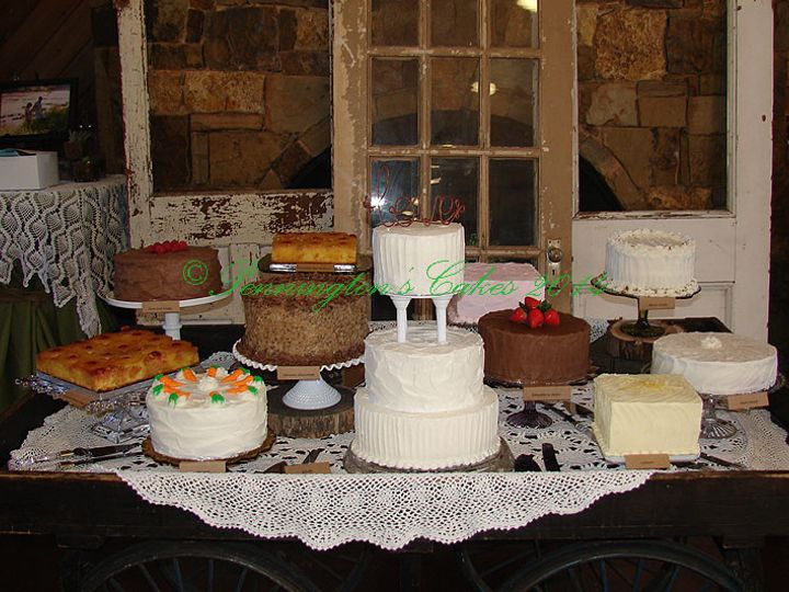 Tmx 1400082381380 Dsc04699 W San Marcos, TX wedding cake