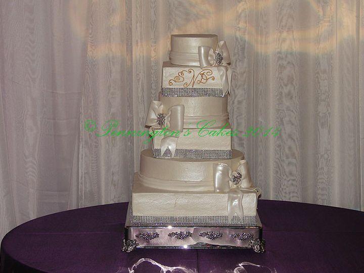 Tmx 1400082430427 Dsc04746 W San Marcos, TX wedding cake