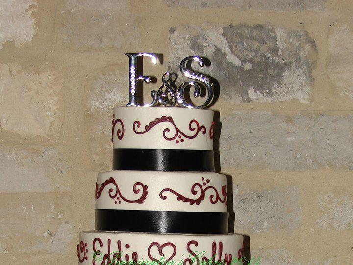 Tmx 1400082447098 Dsc04748 W San Marcos, TX wedding cake