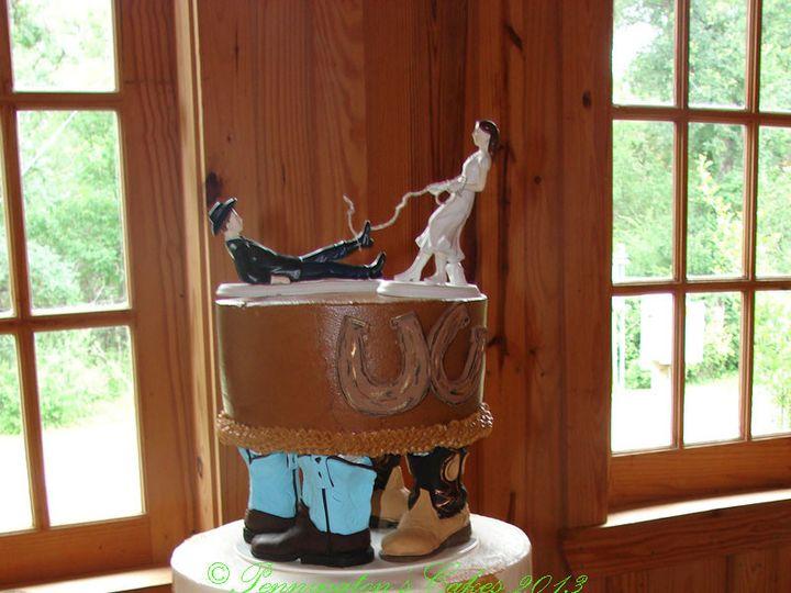 Tmx 1400082745083 Dsc04380 W San Marcos, TX wedding cake