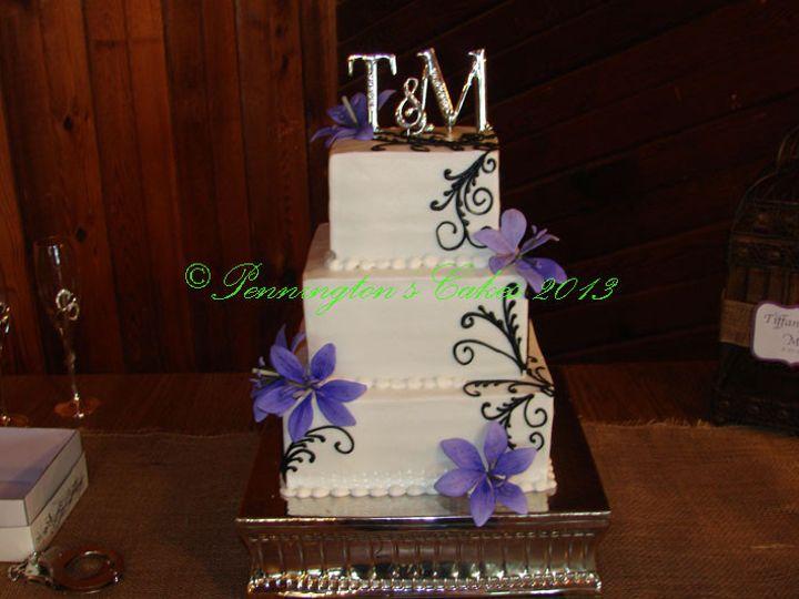 Tmx 1400082772623 Dsc04420 W San Marcos, TX wedding cake
