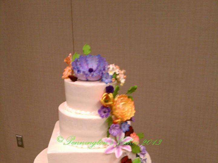Tmx 1400082817679 Imag0348 W San Marcos, TX wedding cake