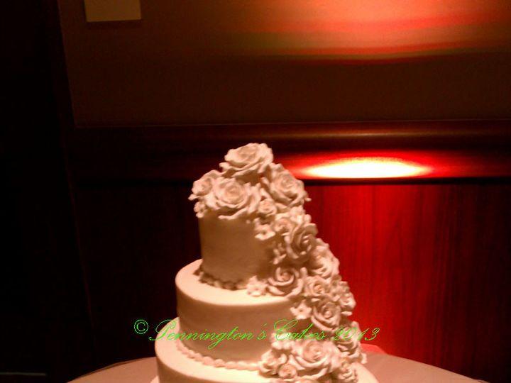 Tmx 1400082829915 Imag0354 W San Marcos, TX wedding cake