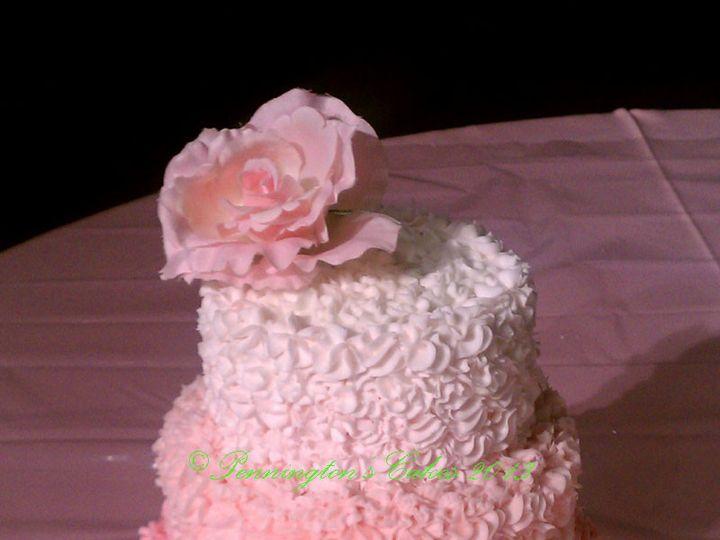 Tmx 1400082842980 Imag0363 W San Marcos, TX wedding cake