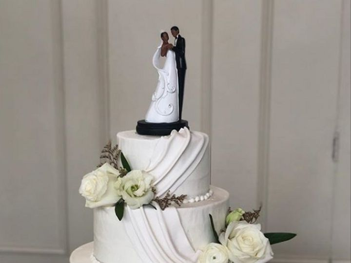 Tmx 2019 12 12 17 59 45 Penningtons Cakes Penningtonscakes Instagram Photos And Videos 51 50625 157619575490119 San Marcos, TX wedding cake