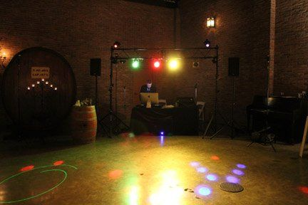Basic Wedding DJ Setup