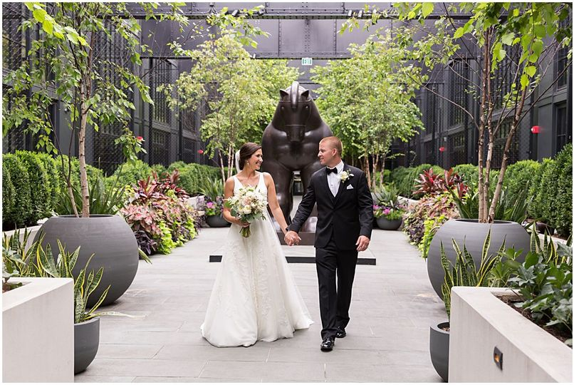 Sagamore Pendry Wedding Baltimore, MD