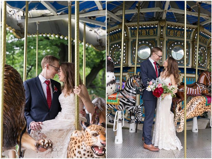 Maryland Zoo Wedding