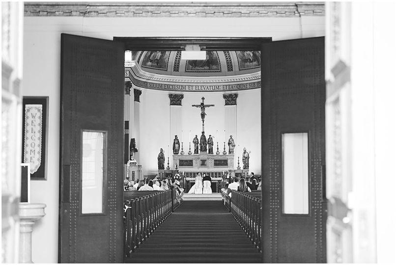 Saint Casimir Baltimore Wedding