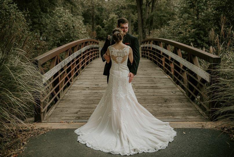Sarah + Curtis Wedding