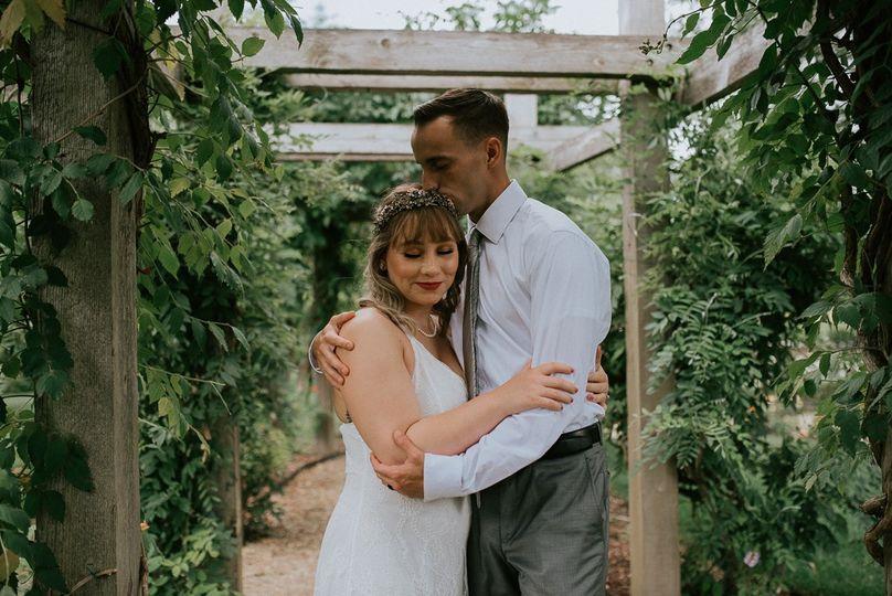 Hope + Chase Wedding
