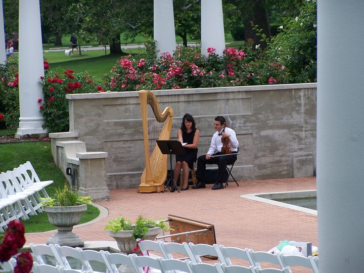 a21d550f9686e7da Kyrous Music wedding harp violin