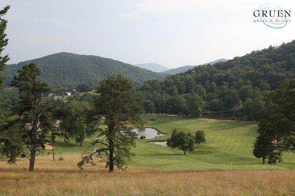 High Vista Country Club lawn