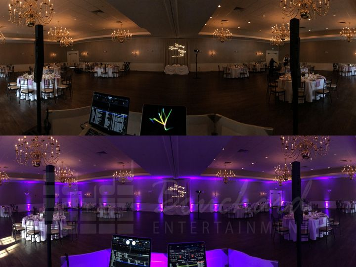 Tmx Lauraanddanuplightingwatermarked 51 792625 1566356468 Saco, ME wedding dj