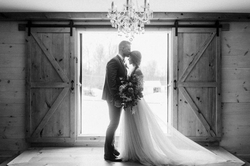 Bridal Suite Doors