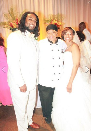 Newlyweds and the chef