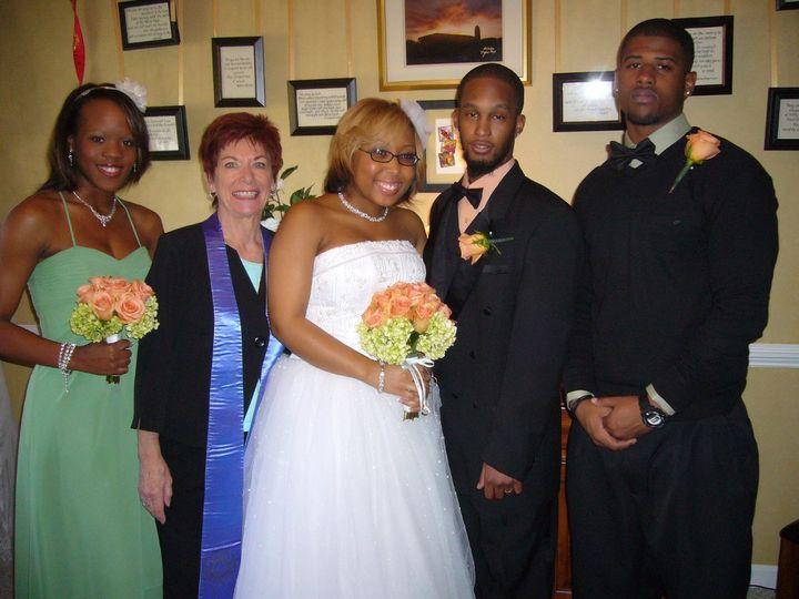 Tmx 1364314861345 Weddings1213001 Raleigh, NC wedding officiant