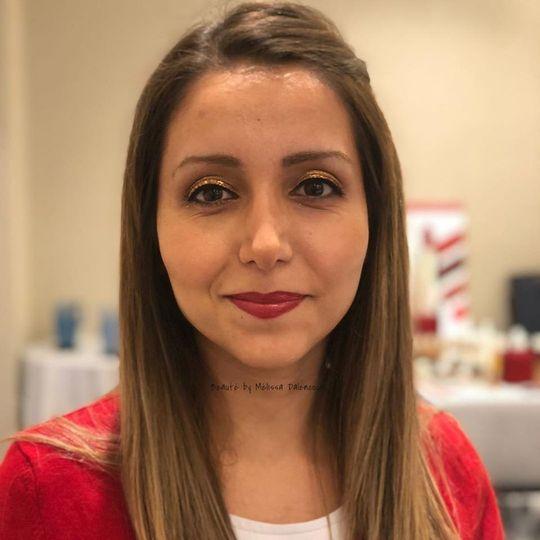 Final makeup