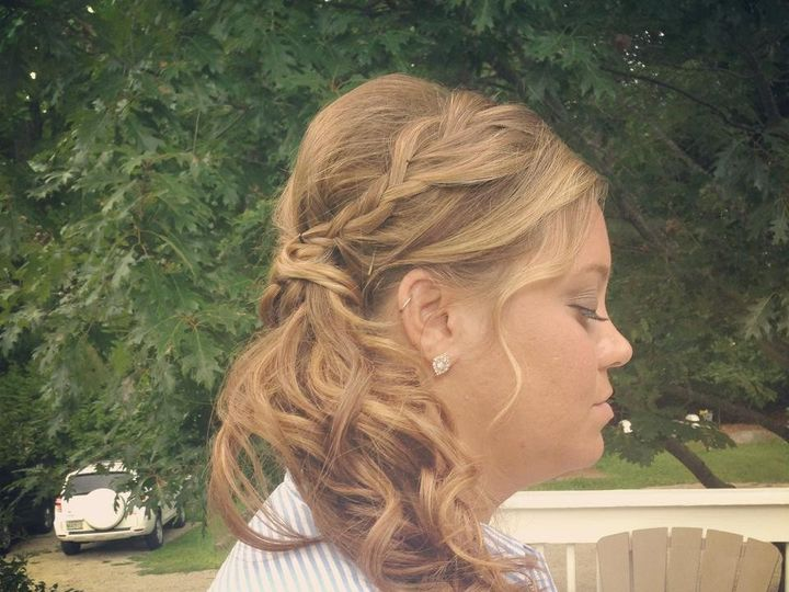 Tmx 1414001562299 Braid Scarborough, Maine wedding beauty