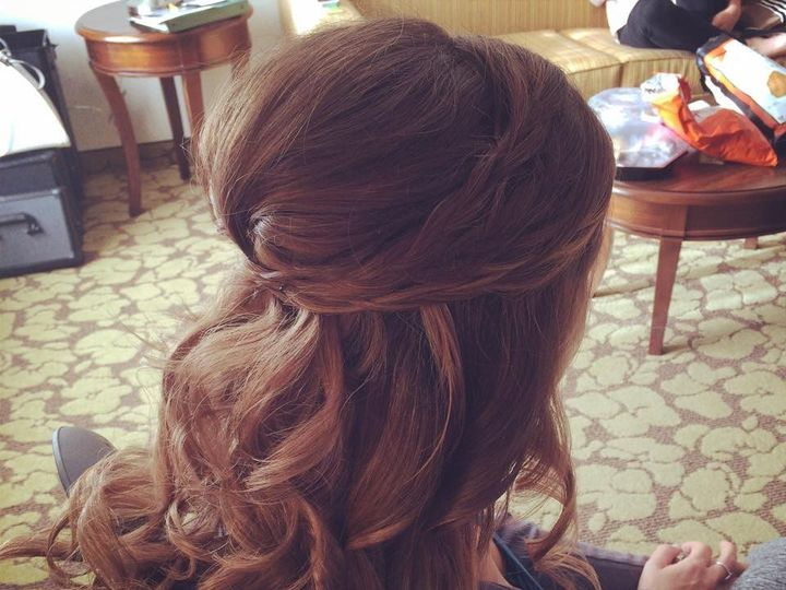 Tmx 1414001720361 Hair8 Scarborough, Maine wedding beauty