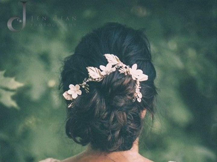 Tmx 1533655282 A5eeb654f03ad698 1533655281 B33510f904b72c7a 1533655280210 20 1200x1200 1483503 Scarborough, Maine wedding beauty