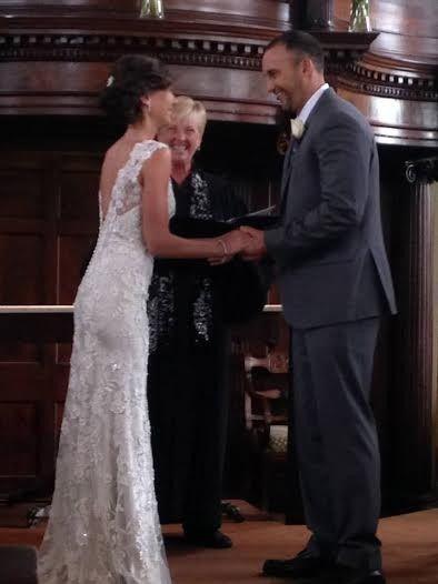 Tmx 1424130652532 Caitlin And Phil Smithfield, RI wedding officiant