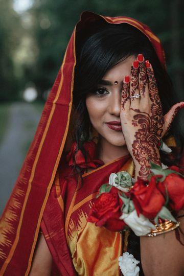 indian wedding clothing
