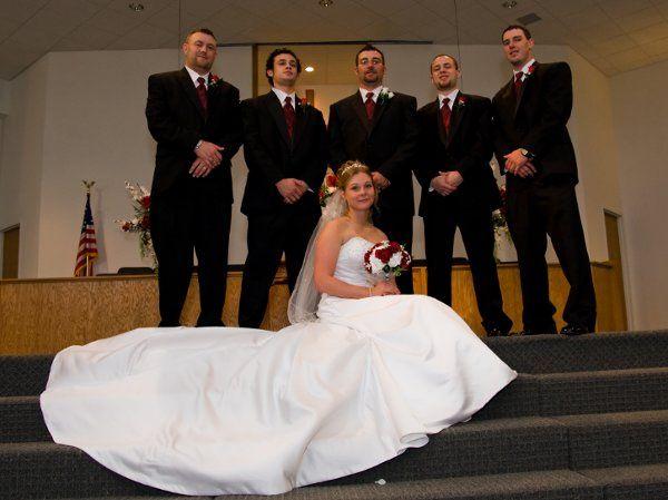 Tmx 1296287358019 20081025368 Broken Arrow wedding photography