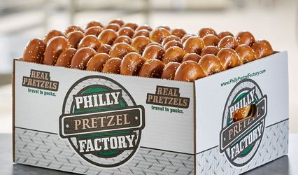 Philly Pretzel Factory Brooklyn