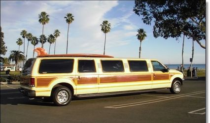 Surf's Up Limos