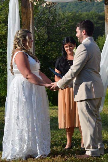 O'Brien wedding August 2018