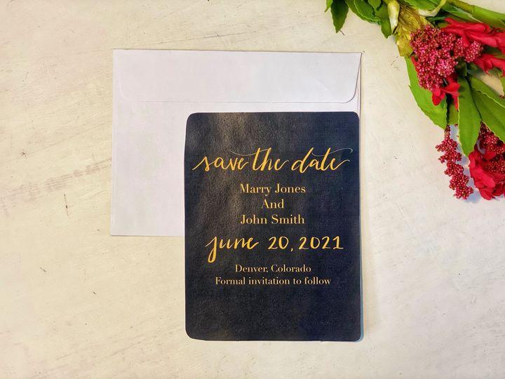 Tmx 7c835906 A797 44d6 8e21 49e531e4cd45 51 1989625 160088966597205 Golden, CO wedding invitation
