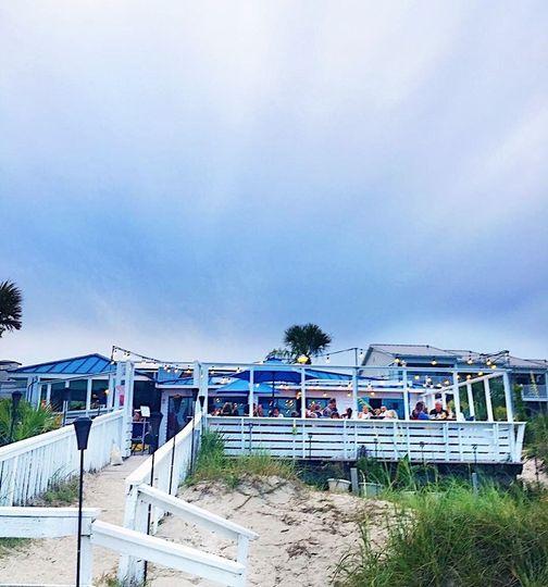 The Deck Beachbar