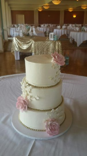 Katella Bakery Wedding Cake Los Alamitos Ca Weddingwire
