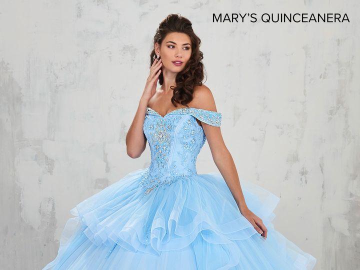 Tmx 1511886355104 Marysquice2 Clearwater, FL wedding dress