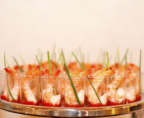 Tmx 1468018277031 Shrimp Shootersedited Kansas City wedding catering