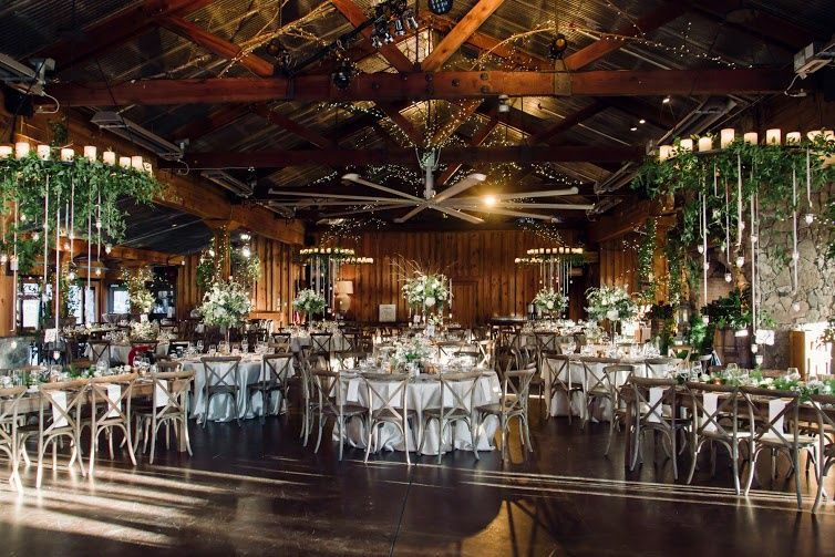 Reception custom floral