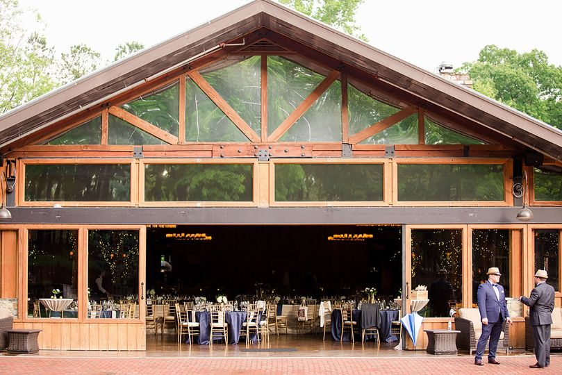 Pavilion at the Angus Barn - Venue - Raleigh, NC - WeddingWire