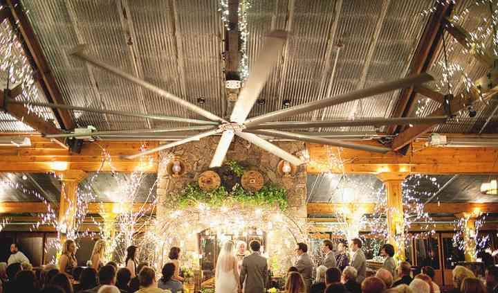 Pavilion at the Angus Barn