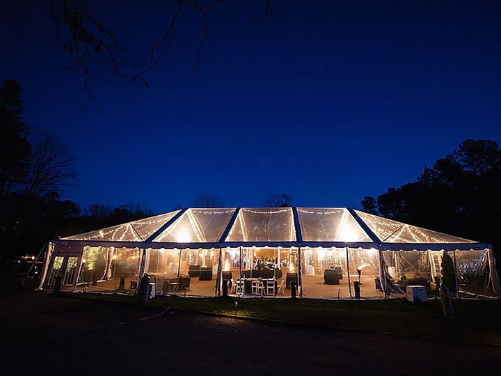 Tmx Tent 51 1042725 Raleigh, NC wedding venue