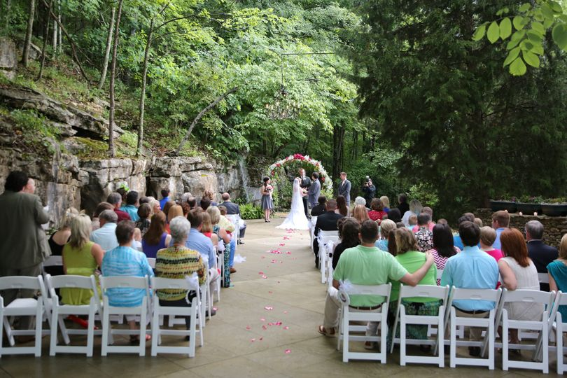 The Wedding Chapel on the Mountain