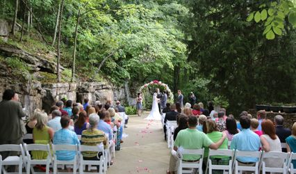 The Wedding Chapel on the Mountain