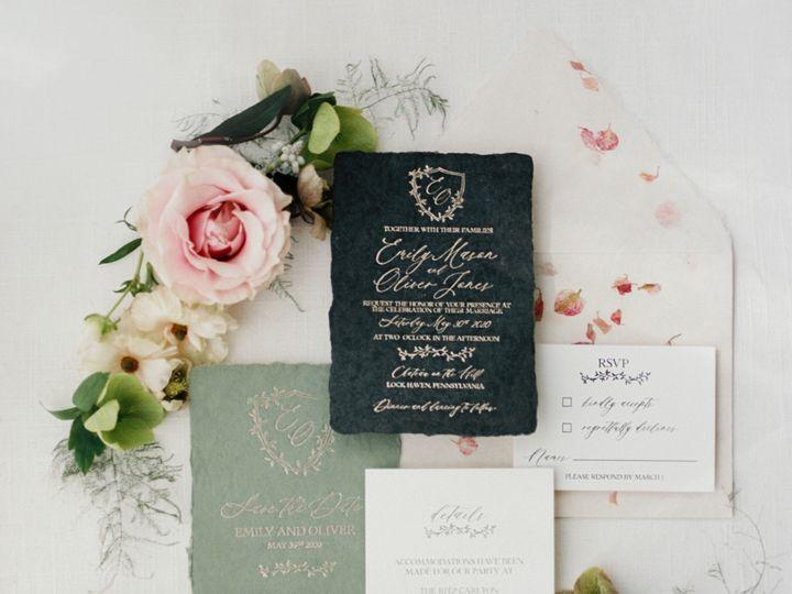 Tmx 212e43b5 33f1 4649 A5ed 2bb42daa2c18 51 1943725 159007505698821 Park Ridge, IL wedding invitation