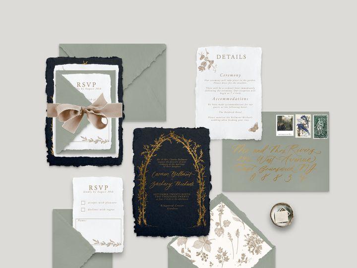 Tmx Garden Arbor Mockup 2 51 1943725 160999326656886 Park Ridge, IL wedding invitation