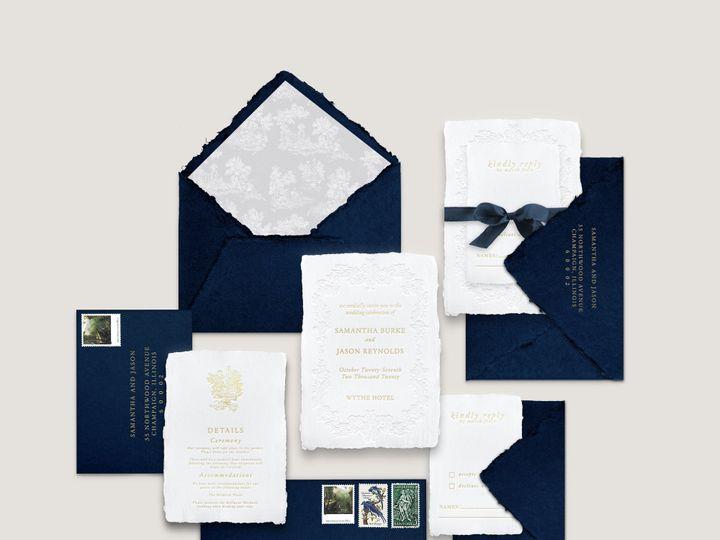 Tmx Victoria Mockup 51 1943725 160999325831424 Park Ridge, IL wedding invitation