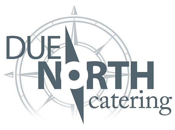 19ef7518de834487 due north catering logo