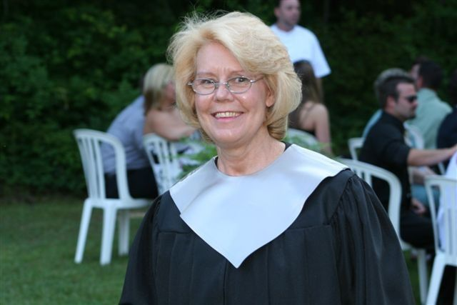 All-Faith Weddings- Rev. Donna Jernigan