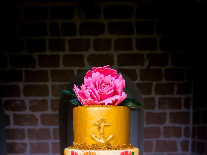 Tmx 1464478550228 Img1185 Westport, Rhode Island wedding cake