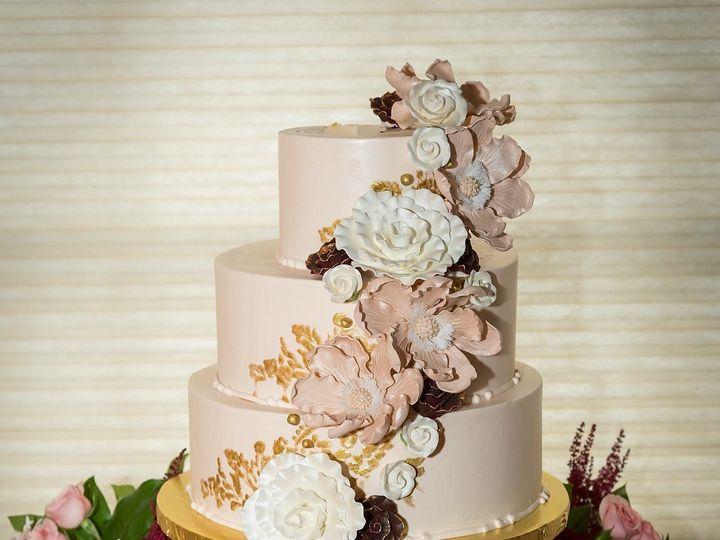 Tmx 1508710668051 Weddingwire2 Westport, Rhode Island wedding cake